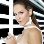 Miss Distrito Capital -Yanett Díaz Dib during Miss Venezuela 2016 Glam Shots