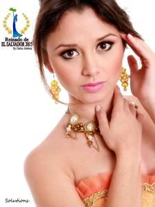 Alexa Guzman,Miss El Salvador is one of the Miss International 2016 contestants