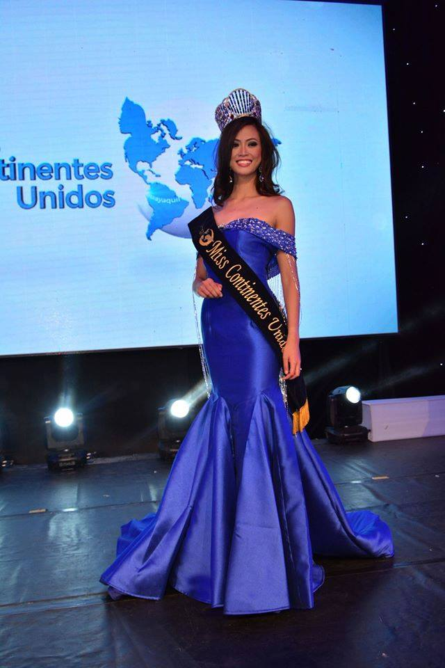 Jeslyn Santos from Philippines crowned Miss United Continents 2016