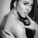 Brianny Chamorr,Miss Nicaragua is one of the Miss International 2016 contestants