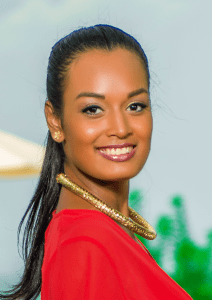Virginia Chow is representing Nicaragua at Miss United Continents 2016