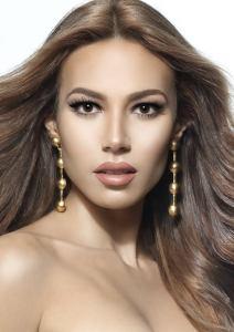 Rita Silvestre is representing Panama at Miss United Continents 2016