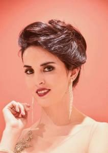 Mariella Cabrera Bayro is representing Peru Miss United Continents 2016
