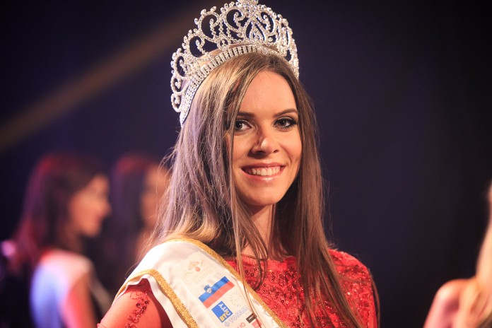 Maja Taradi crowned as Miss Slovenia 2016