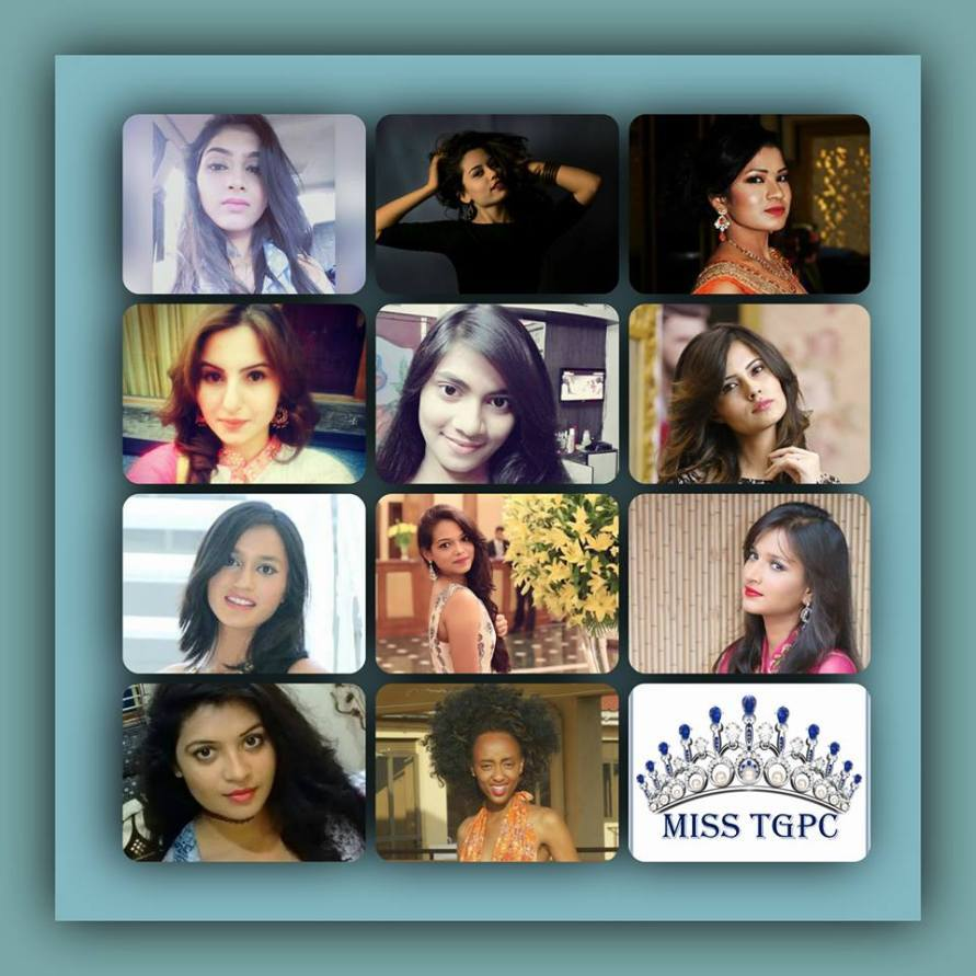 Miss TGPC 2016 Top 11