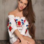 Miss Ukraine-Oleksandra Kucherenko will be representing Ukraine at Miss World 2016
