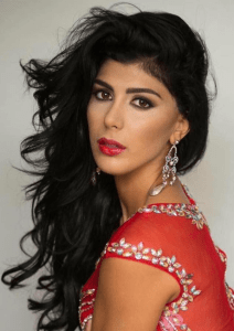 Alexi Gropper is representing United States at Miss United Continents 2016