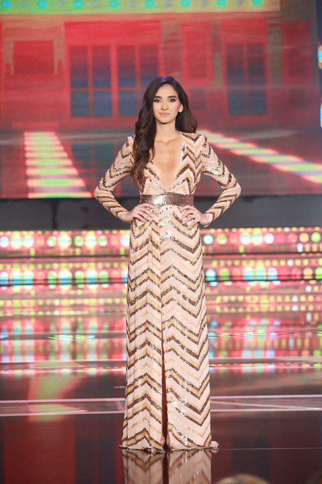 Sandy Tabet won Miss Lebanon 2016
