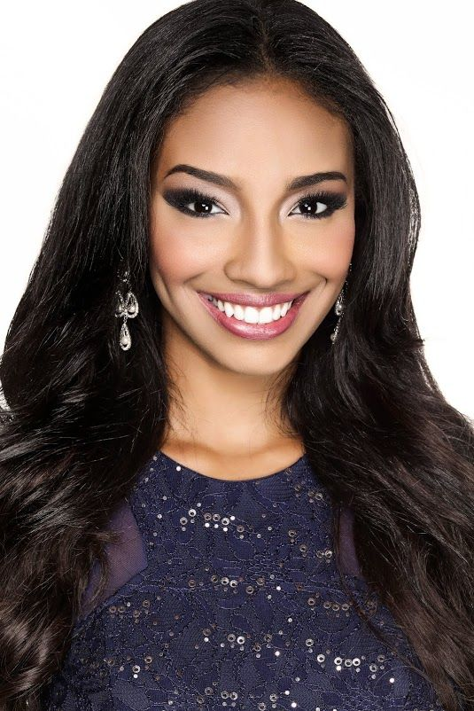 Heilymar Rosario Velázquez of Puerto Rico won Miss Intercontinental 2016
