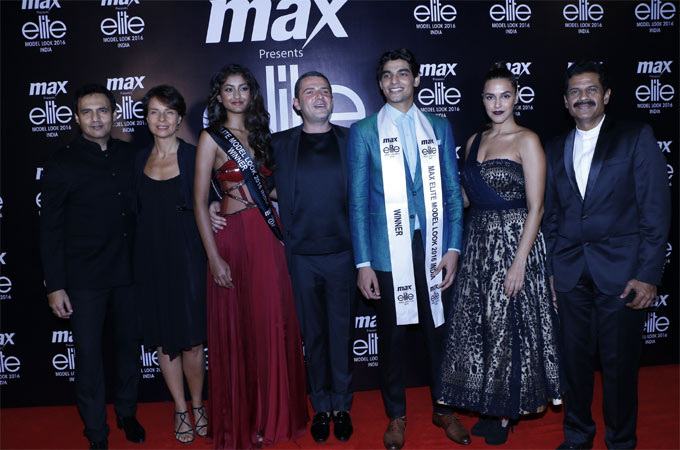 MAX Elite Model Look India 2016 Winners