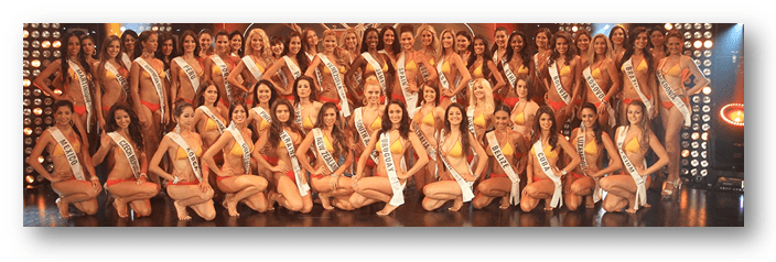 In pic: Miss Intercontinental 2016 Candidates – courtesy Miss Intercontinental website