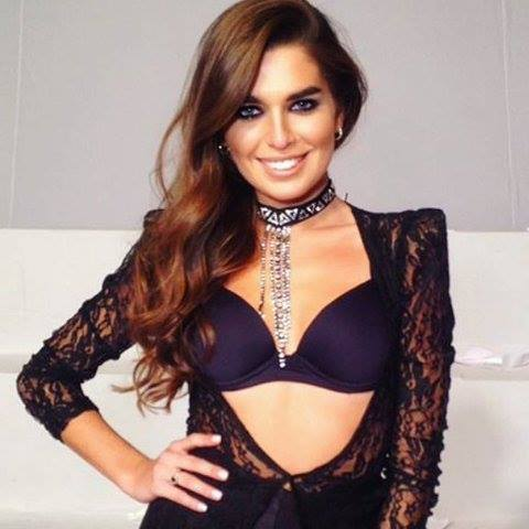 Estefania Bernal Miss Universe Argentina 2016