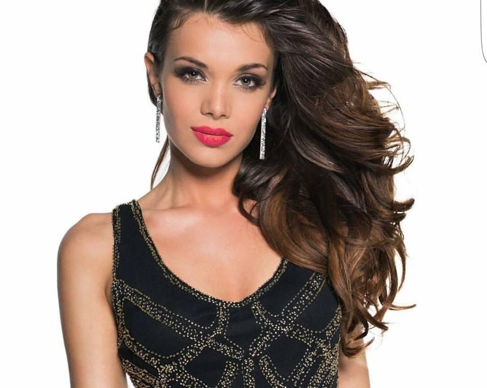 Veronika Bódizs Miss Universe Hungary 2016