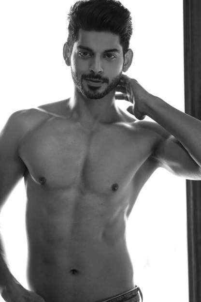 Devesh Khanduja Peter England Mister India 2016