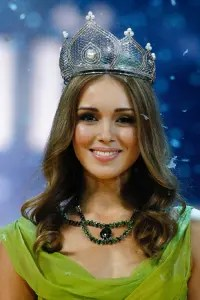 Just like Rolene Strauss, everyone had started expecting an international crown from Ksenia Sukhinova the moment she won Miss Russia.