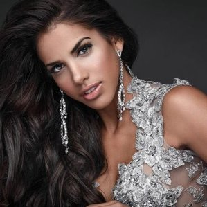 Linette De Los Santos is representing Florida at Miss USA 2017