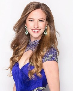 Madelynne Myers is representing Kentucky at Miss USA 2017