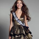 Melissa Noury is representing Franche-Comté at Miss France 2017