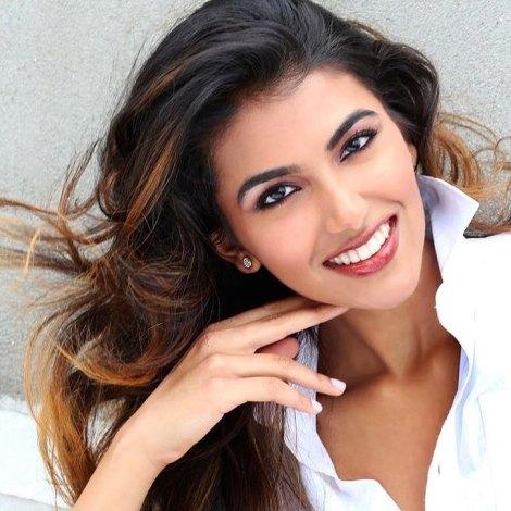 Chhavi Verg is representing New Jersey at Miss USA 2017
