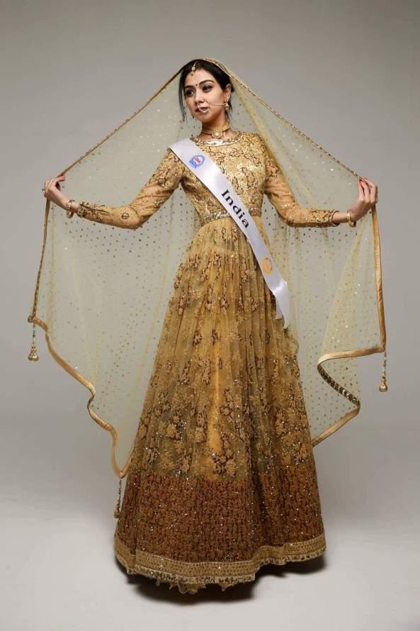 Meet Prerna Singh Baliyan, Rubaru – World Beauty Queen India 2016