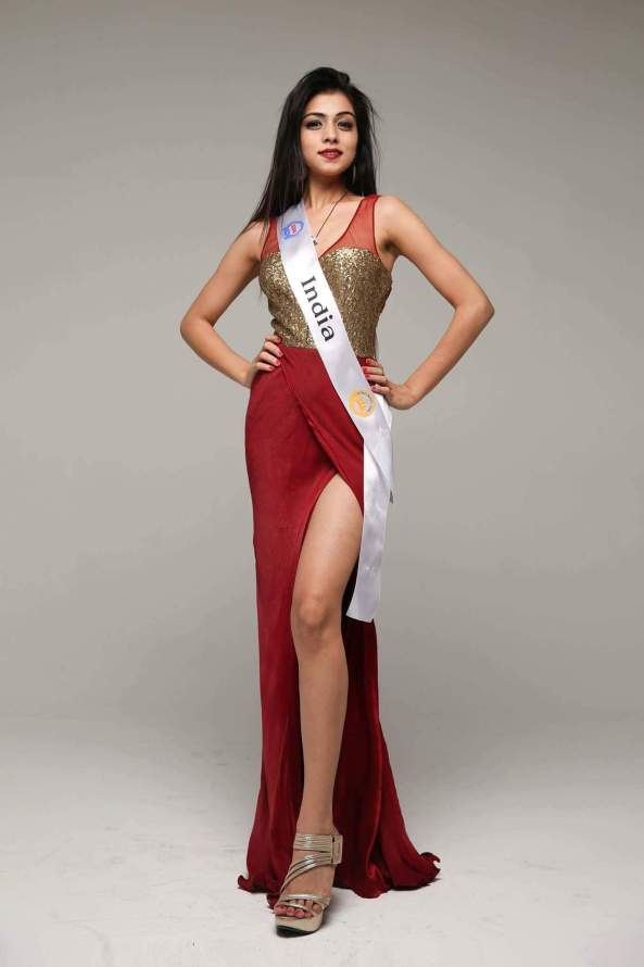 Meet Prerna Singh Baliyan, Rubaru – World Beauty Queen India 2016