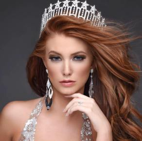 Cassandra Angst is representing Pennsylvania at Miss USA 2017