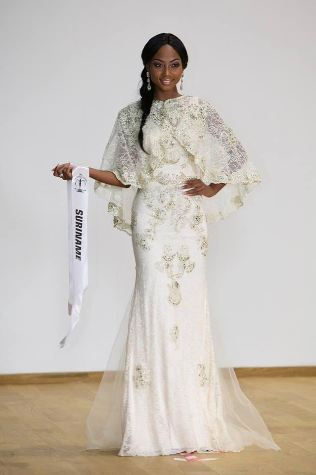 Suriname Wedding Dresses