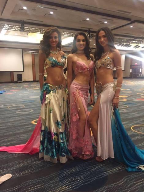 Miss World 2016 Talent Semi-finalists