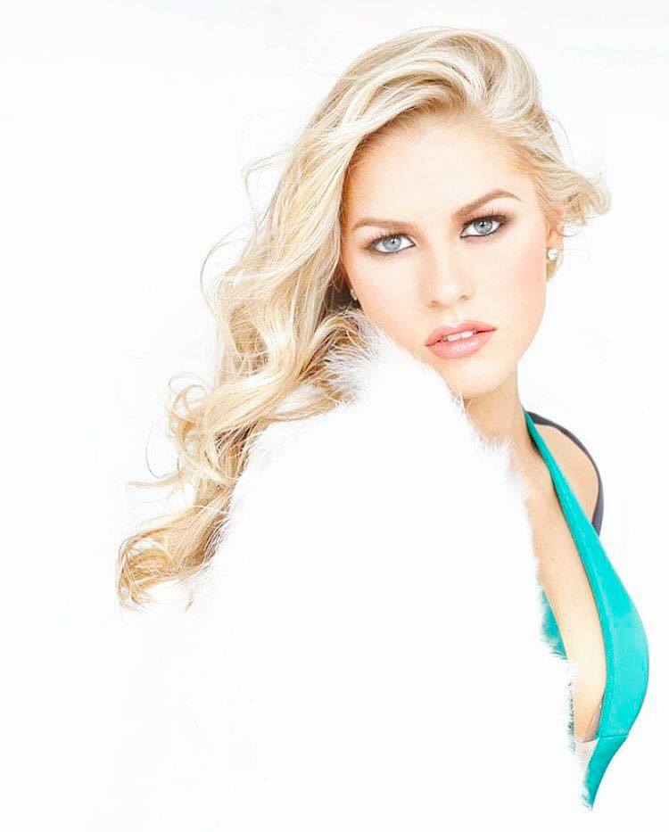 Madison Cota is representing Vermont at Miss USA 2017