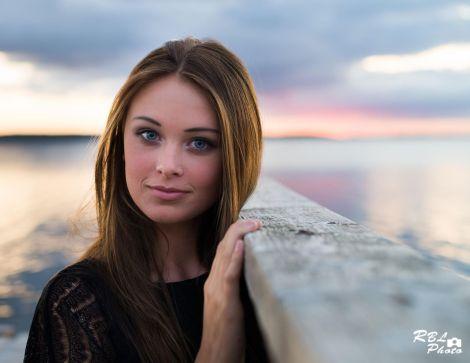 Miss Denmark: Helena Heuser