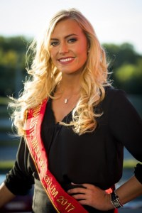 Liesbeth Claus is one fo the Miss Belgium 2017 contestant