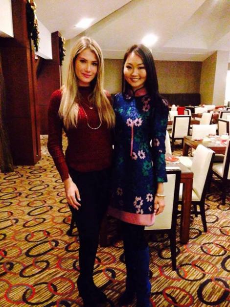 Bayartsetseg Altangerel, Miss World Mongolia 2016