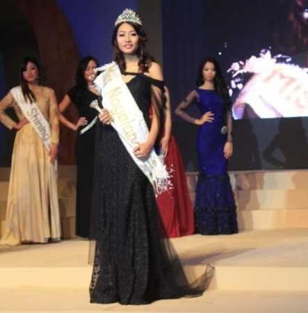 Vilokali Zhimomi crowned as Miss Nagaland 2016