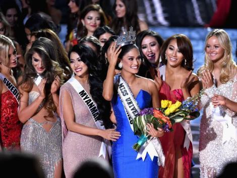 Pia Wurtzbach of Philippines, Miss Universe 2015