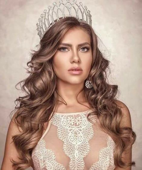 Teodora Dan is Miss Universe Romania 2016