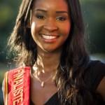 Rosmine Bahizi is one fo the Miss Belgium 2017 contestant