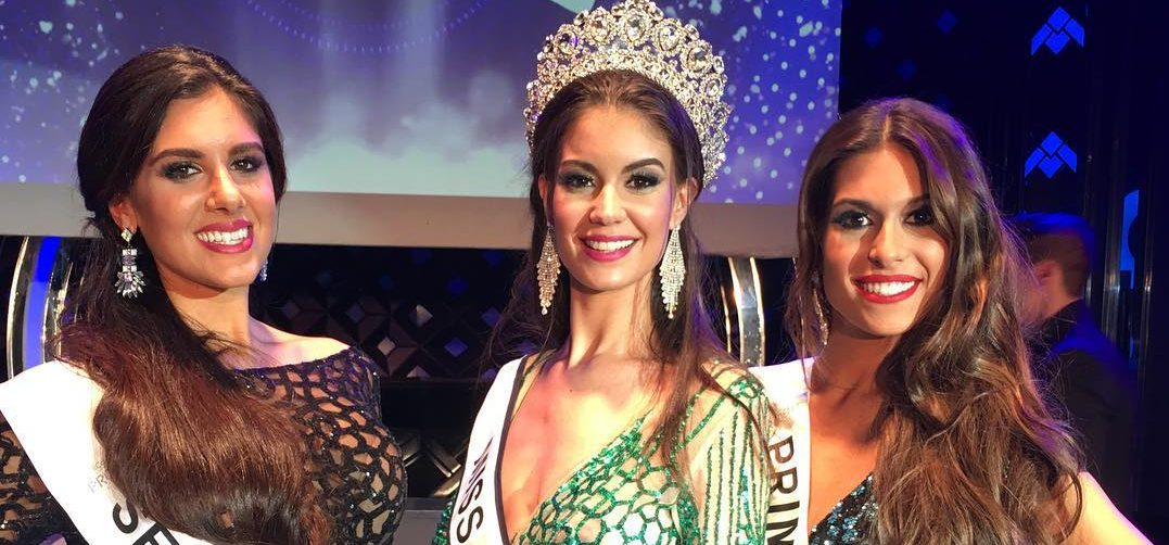 Noelia Freire Benito is Miss Universe Spain 2016
