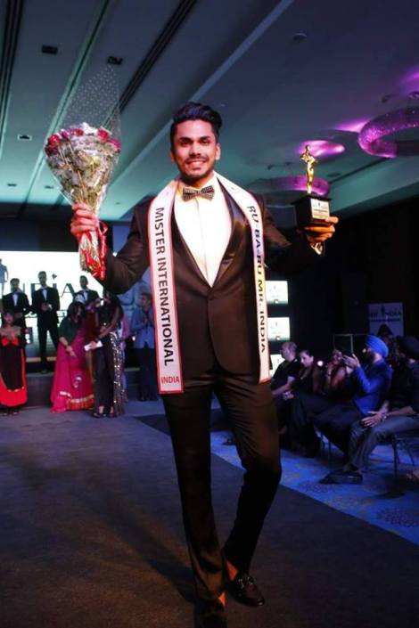 Meet Mudit Malhotra, Rubaru Mister India International 2016