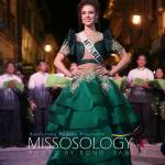 Miss Netherlands-Zoey Ivory during terno fashion show