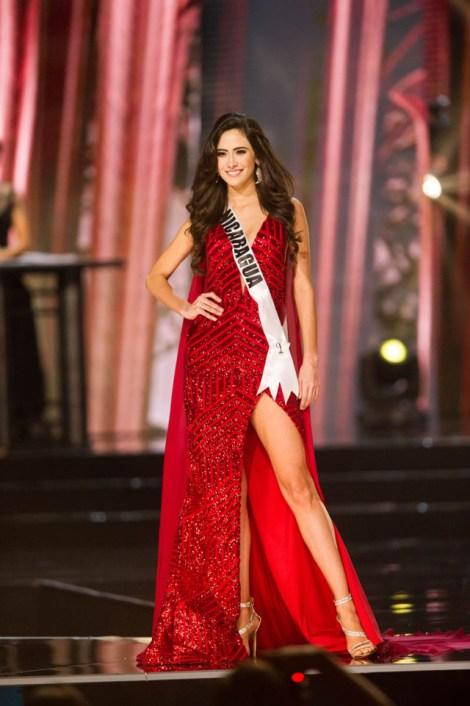 Nicaragua, Miss Universe 2016