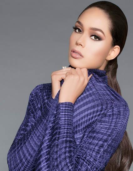 Sirey Moran will be representing Honduras at Miss Universe 2016