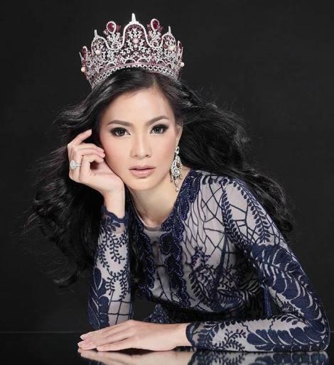 Kezia Warouw, Miss Universe Indonesia 2016