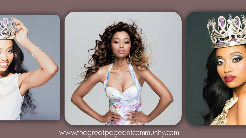 Who will succeed Ntandoyenkosi Kunene as Miss South Africa 2017 ? meet Miss South Africa 2017 semi-