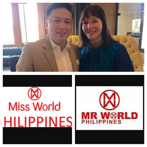 Arnold Vegafria is the new Franchise holder of Miss World Philippines