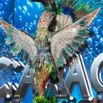 Miss Nicaragua,Marina Jacoby during Miss Universe 2016 National Costume presentation