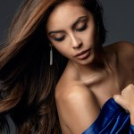 Miss Puerto Rico -Brenda Jiménezduring Miss Universe 2016 glamshots
