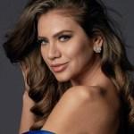 Miss Romania -Teodora Dan during Miss Universe 2016 glamshots