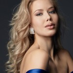 Miss Sweden- Ida Ovmar during Miss Universe 2016 glamshots