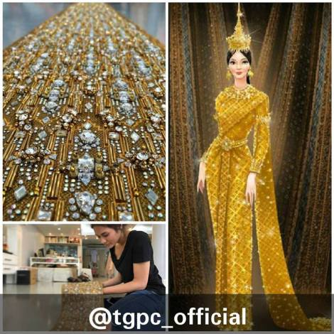 Thailand might win Miss Universe 2016 Best in National Award