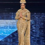 Miss Thailand,Chalita Suansane during Miss Universe 2016 National Costume presentation